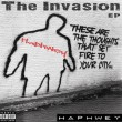 The Invasion Real with sticker