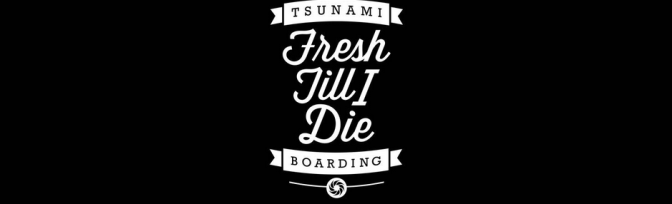Fresh Fashion: Tsunami Boarding Releases Winter '12 Line!